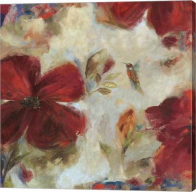 Metaverse Art Hummingbird II Canvas Art
