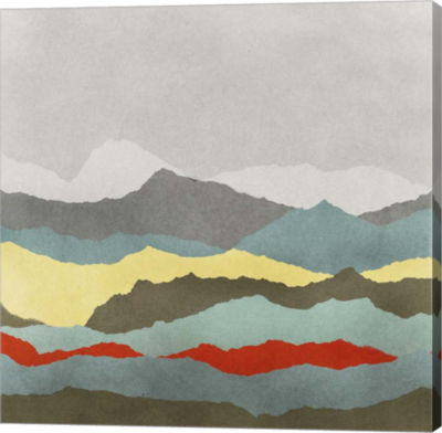 Metaverse Art Vast Plains III Canvas Art