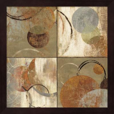 Metaverse Art Intersection Framed Wall Art