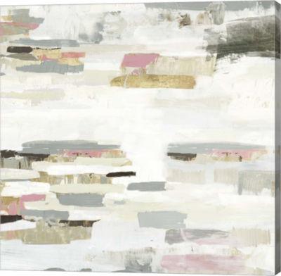 Metaverse Art Visible Horizons II Canvas Art