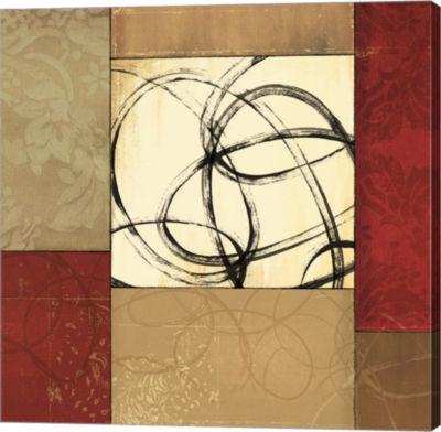 Metaverse Art Joie De Vivre II Canvas Art