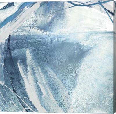 Metaverse Art Water Pocket III Canvas Art
