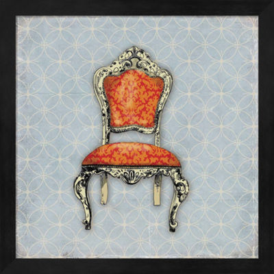 Metaverse Art Bergere III Framed Wall Art