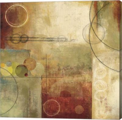 Metaverse Art Weightless Canvas Art