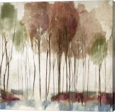 Metaverse Art Landscape Dream Canvas Art
