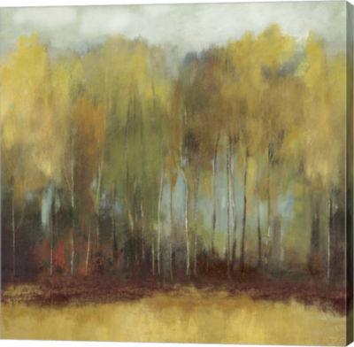Metaverse Art Whisper Fields Canvas Art