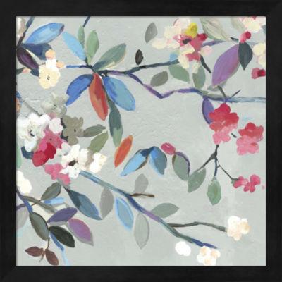 Metaverse Art Fresh Bouquet I Framed Wall Art