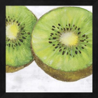 Metaverse Art Fruit I Framed Wall Art