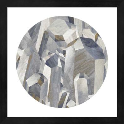 Metaverse Art Gems I Framed Wall Art