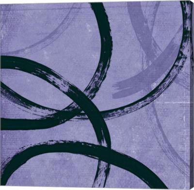 Metaverse Art Loopy I Canvas Art
