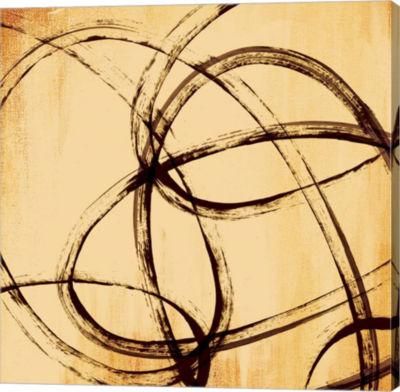 Metaverse Art Loopy III Canvas Art