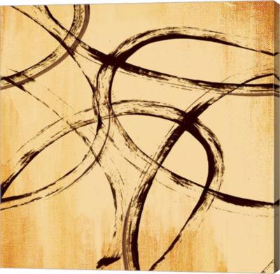 Metaverse Art Loopy IV Canvas Art
