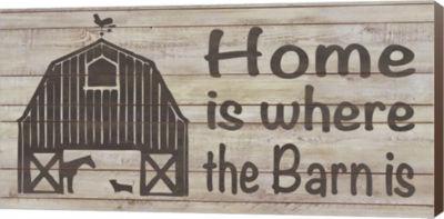 Metaverse Art Home & Farm III Canvas Wall Art