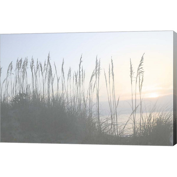 Metaverse Art Morning Whisper I Canvas Wall Art