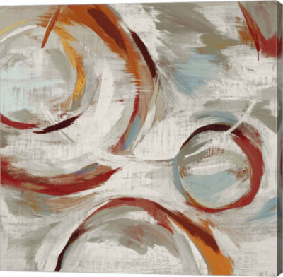 Metaverse Art Momentum I Canvas Art