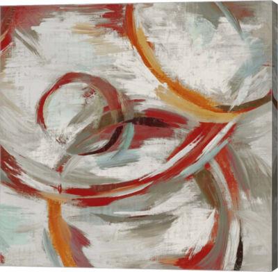 Metaverse Art Momentum II Canvas Art