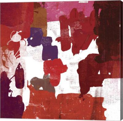 Metaverse Art Block Paint I Canvas Art