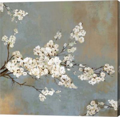 Metaverse Art Ode to Spring II Canvas Art