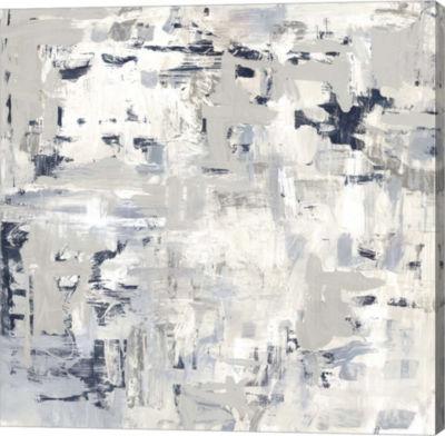 Metaverse Art Crisscross Canvas Art