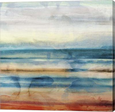 Metaverse Art Crossing Canvas Art