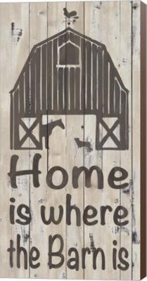 Metaverse Art Home & Farm I Canvas Wall Art