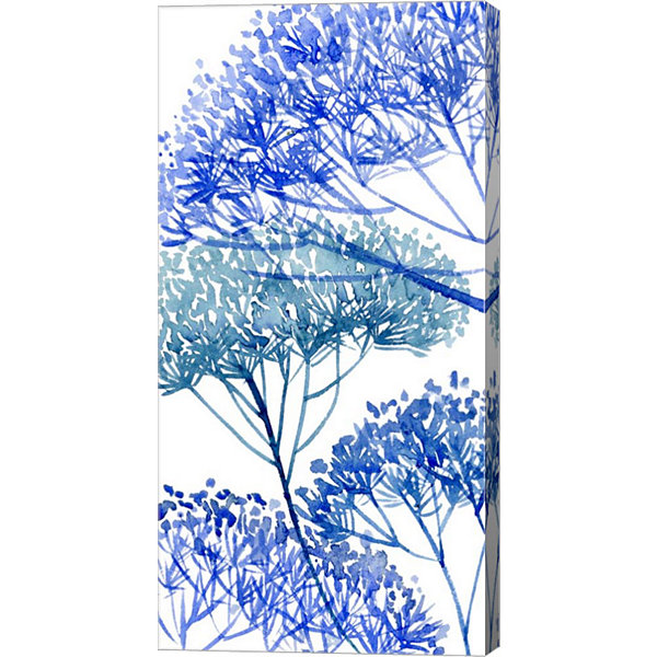 Metaverse Art Little Sapling II Canvas Wall Art
