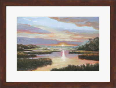 Metaverse Art Enchanted Moment III Framed Wall Art