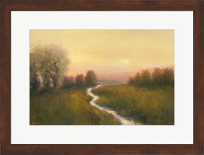 Metaverse Art Enchanted Moment V Framed Wall Art