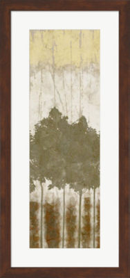 Metaverse Art Nature's Quartet II Framed Wall Art