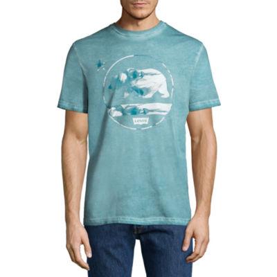 Levi's® Short Sleeve Malik Graphic T-Shirt