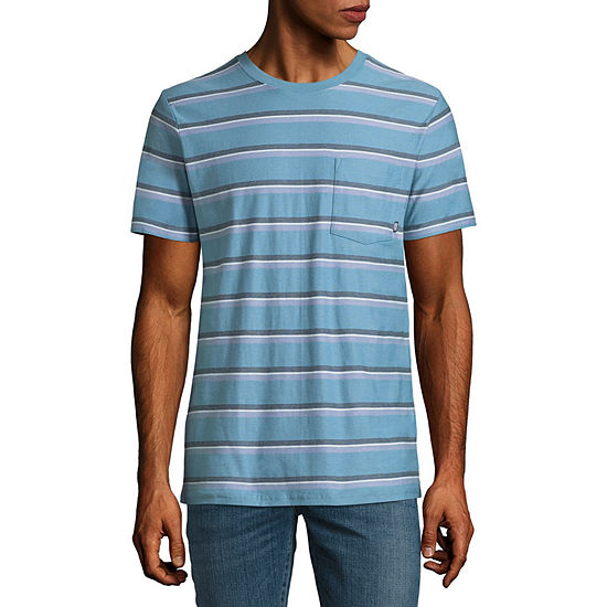 Vans Mens Crew Neck Short Sleeve T Shirt