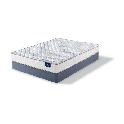 Serta® Perfect Sleeper® Dymond Firm - Mattress + Box Spring