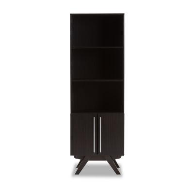 Baxton Studio Ashfield Bookcase
