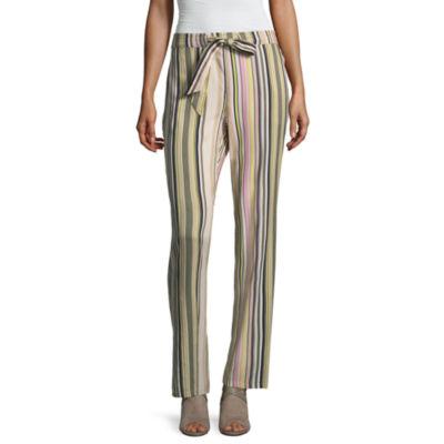Libby Edelman Tie Front Soft Pants