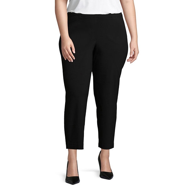 Liz Claiborne Millenium Pull On Pant- Plus