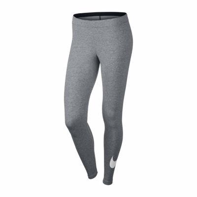 Nike Club Mid-Rise Logo Leggings
