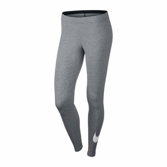 Nike Club Mid-Rise Logo Leggings