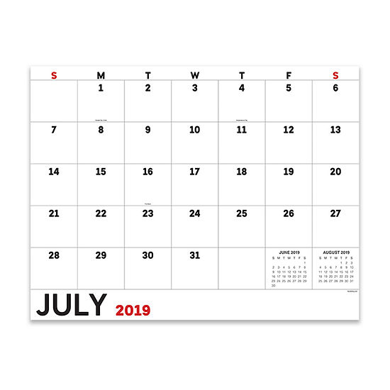Tf Publishing Utility Large Desktop Calendar