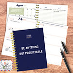 Tf Publishing Not So Predictable Navy Medium Weekly Monthly Planner
