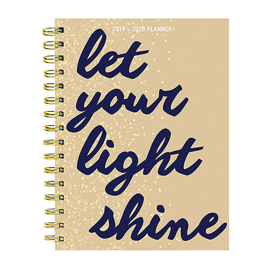 Tf Publishing Light Shine Medium Weekly Monthly Planner
