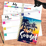 Tf Publishing Tropical Sunset Medium Weekly Monthly Planner