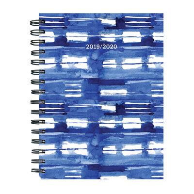 Tf Publishing Deep Indigo Medium Weekly Monthly Planner