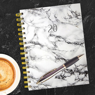 Tf Publishing Marble Medium Weekly Monthly Planner