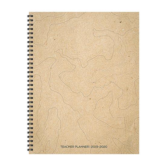 Tf Publishing Kraft Map Teacher Planner