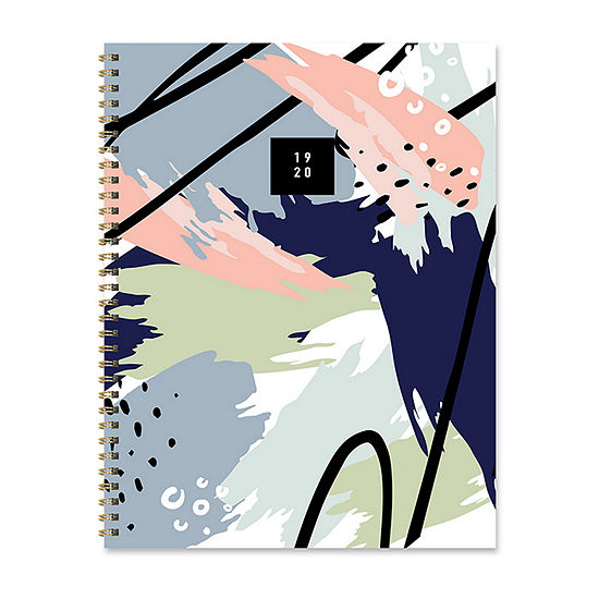 Tf Publishing Abstract Painting Large Weekly Monthly Planner