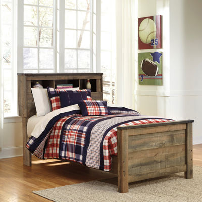 Signature Design by Ashley® Trinell Bookcase Bed