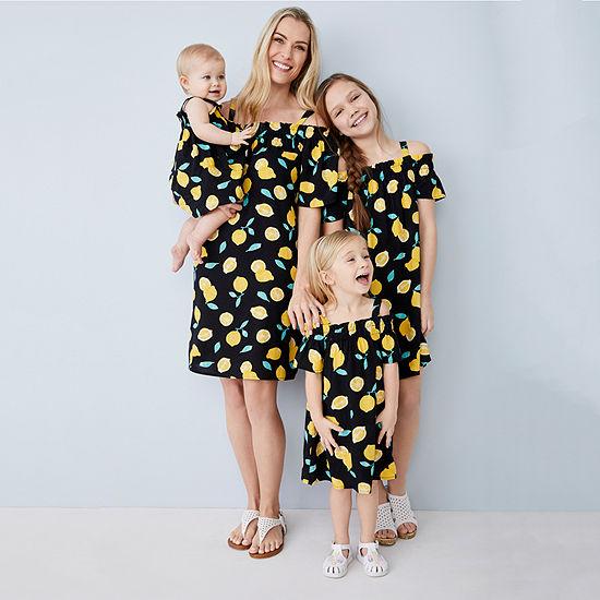 7e4bd8e5018e Mommy and me Peyton   Parker Lemon Collection - JCPenney