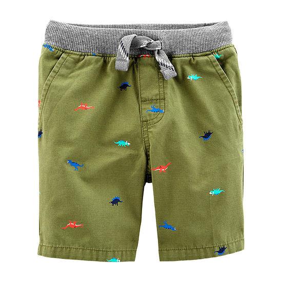 Carter's Boys Pull-On Short Preschool / Big Kid