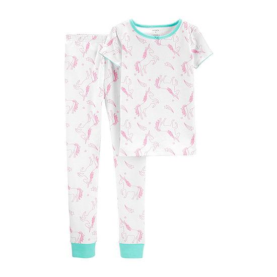 Carter's 2-pc. Pajama Set Preschool / Big Kid Girls