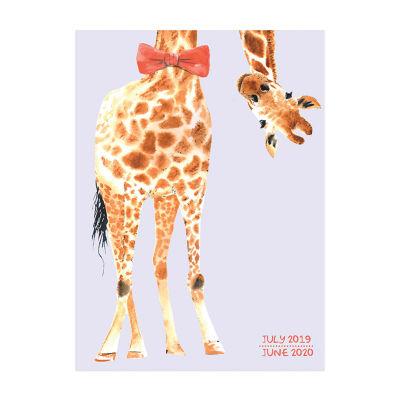 Tf Publishing Fancy Giraffe Medium Monthly Planner
